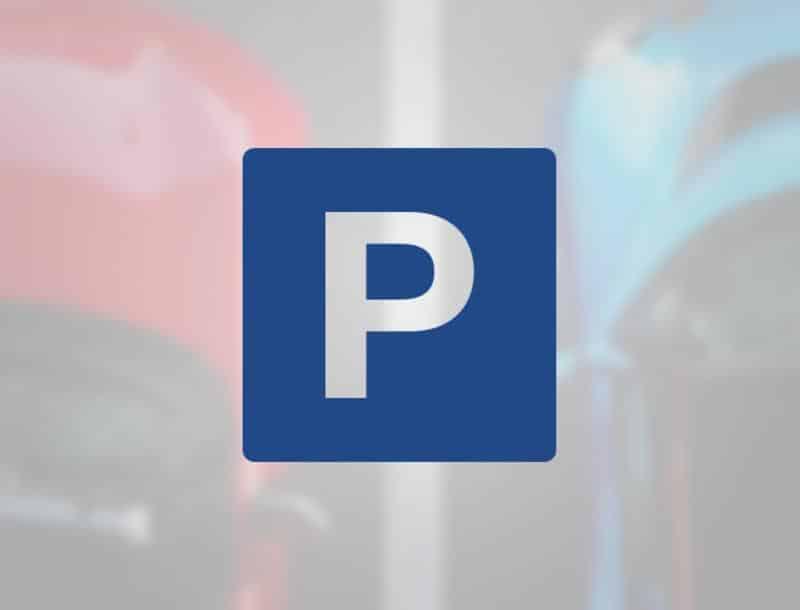 À louer : Parking couvert Genève - Ref : 13952 | Naef Immobilier