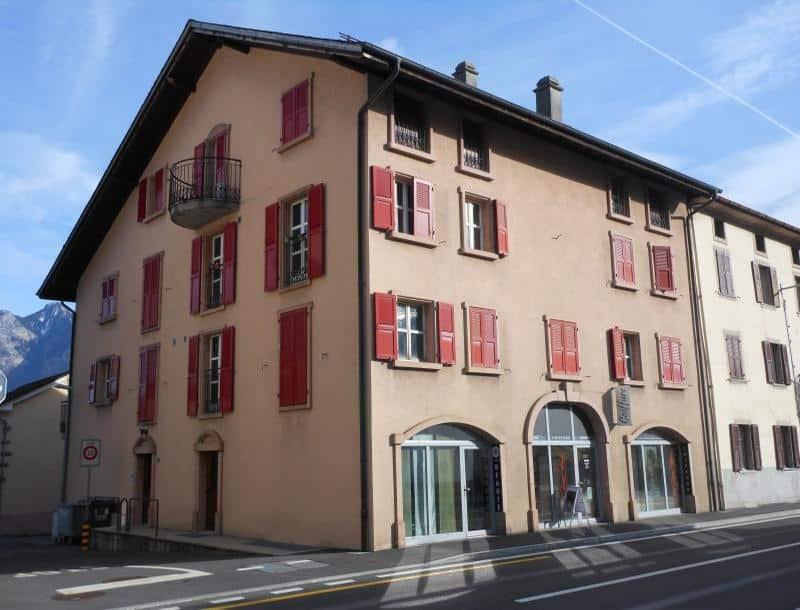 À louer : Appartement 3.5 Pieces Vionnaz - Ref : 16962   Naef Immobilier