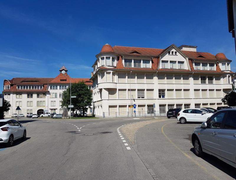 À louer : Surface Commerciale Bureau Tavannes - Ref : 22791 | Naef Immobilier