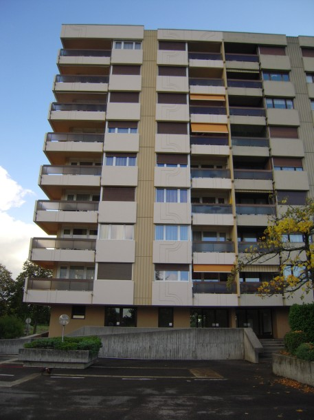 À louer : Parking  Meyrin - Ref : 23065 | Naef Immobilier