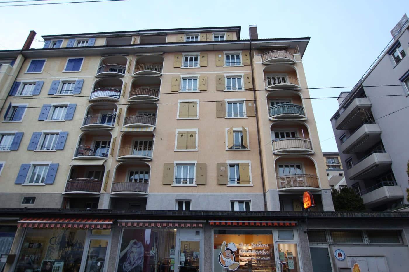À louer : Surface Commerciale Bureau Neuchâtel - Ref : 17558 | Naef Immobilier