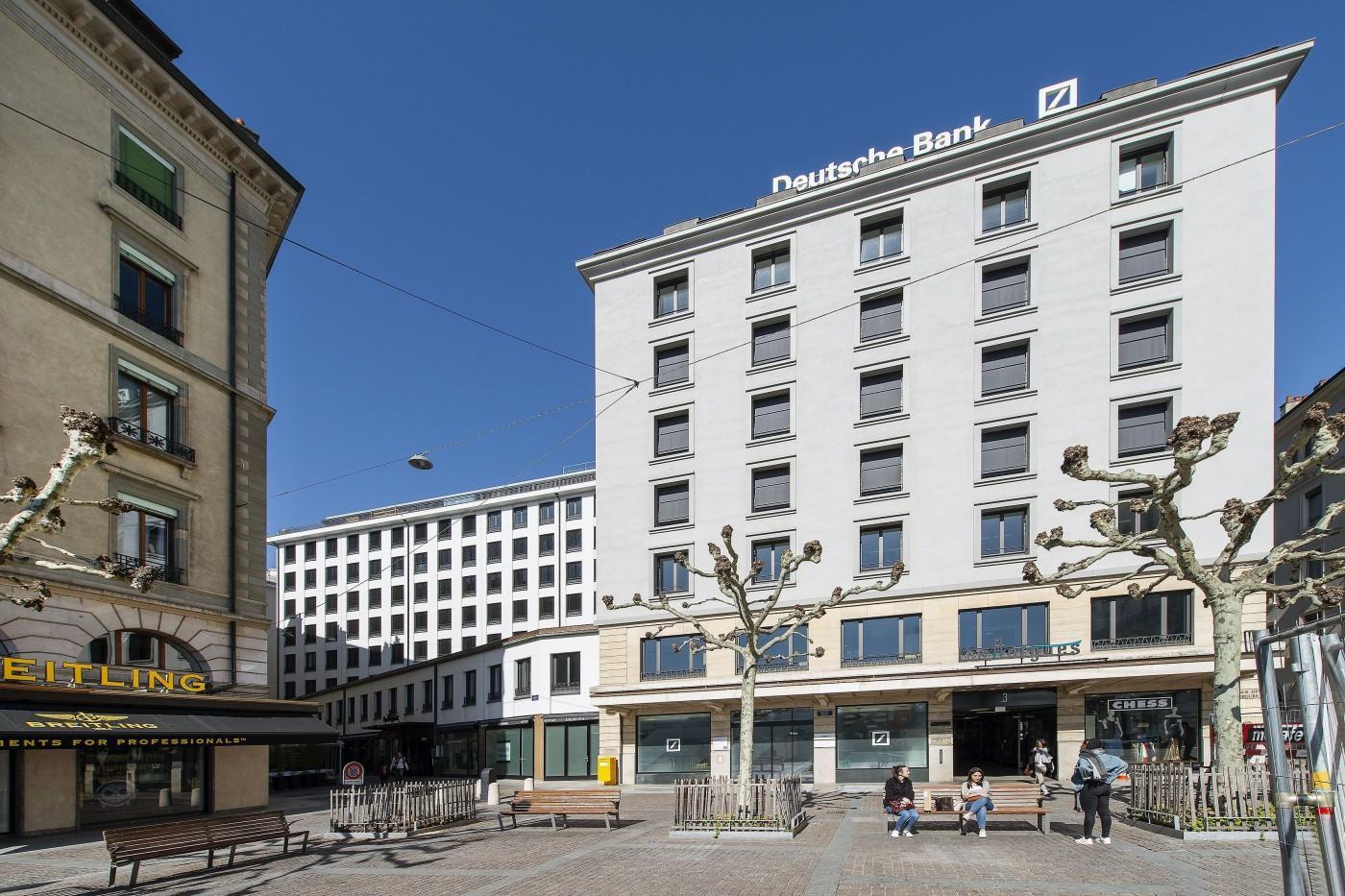 À louer : Parking couvert Genève - Ref : 23323 | Naef Immobilier