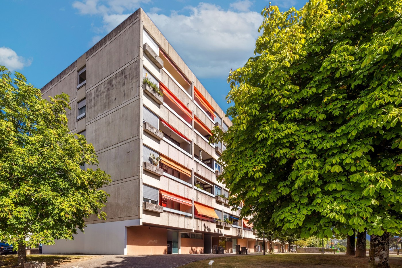 À louer : Parking couvert Meyrin - Ref : 27997 | Naef Immobilier
