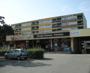 À louer : Parking  Meyrin - Ref : 20119 | Naef Immobilier
