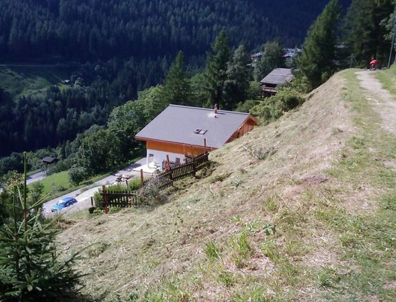 À vendre : Terrain Grimentz - Ref : 18124 | Naef Immobilier