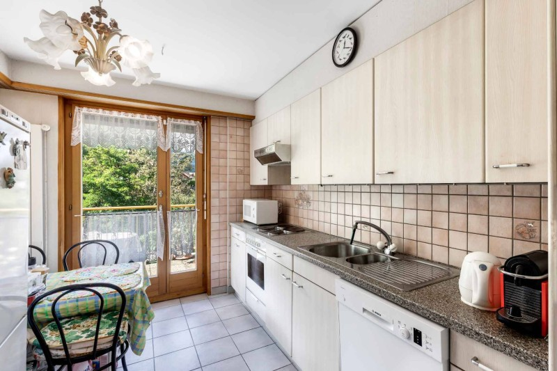 À vendre : Appartement 3 chambres St-Gingolph - Ref : 34881 | Naef Immobilier