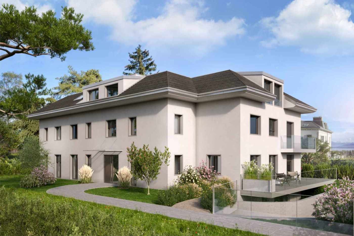 À vendre : Appartement 5 chambres Nyon - Ref : 34884 | Naef Immobilier
