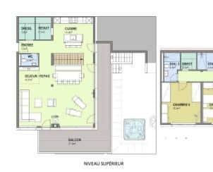 À vendre : Appartement 4 chambres Grimentz - Ref : 32569 | Naef Immobilier