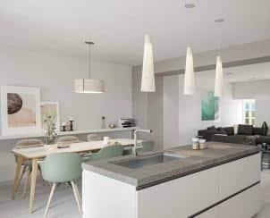 À vendre : Appartement 3 chambres St-Aubin-Sauges - Ref : 33278 | Naef Immobilier