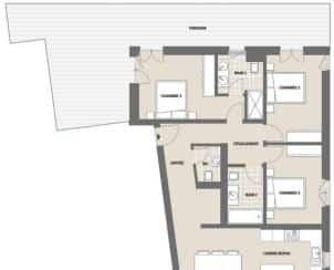 À vendre : Appartement 3 chambres Villars-sur-Ollon - Ref : 33333 | Naef Immobilier