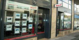 Naef Immobilier Lausanne</br>Arcade de vente