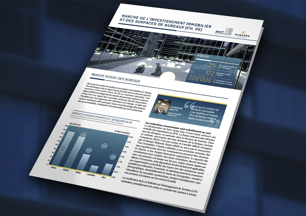 Newsletters & Investissement Commercial de 2016 et 2018