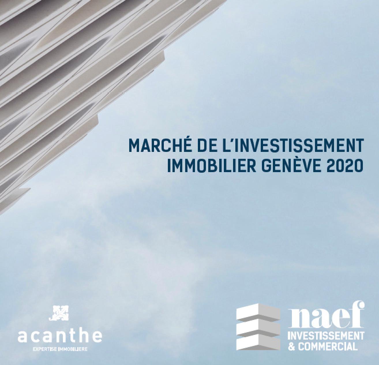 Newsletter Investissement & Commercial 2020
