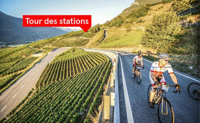 L'exploit de Vincent Neel lors de la course cycliste du Tour des Stations