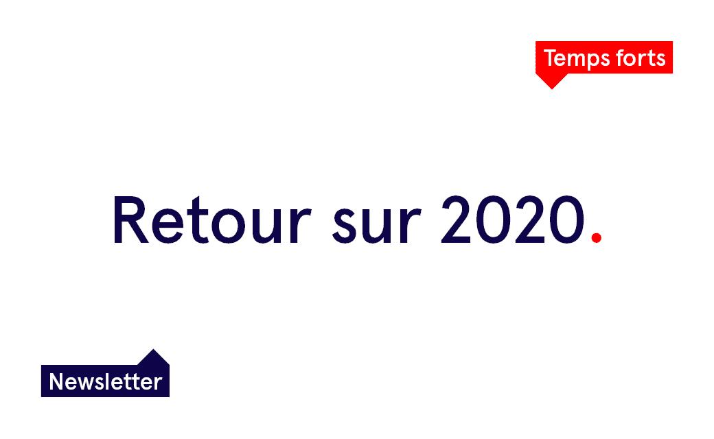 Retour sur l'année 2020.